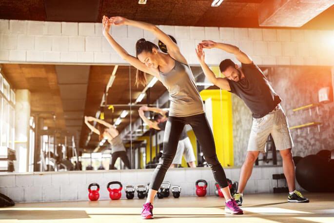 стретчинг дома комплекс упражнений для начинающих