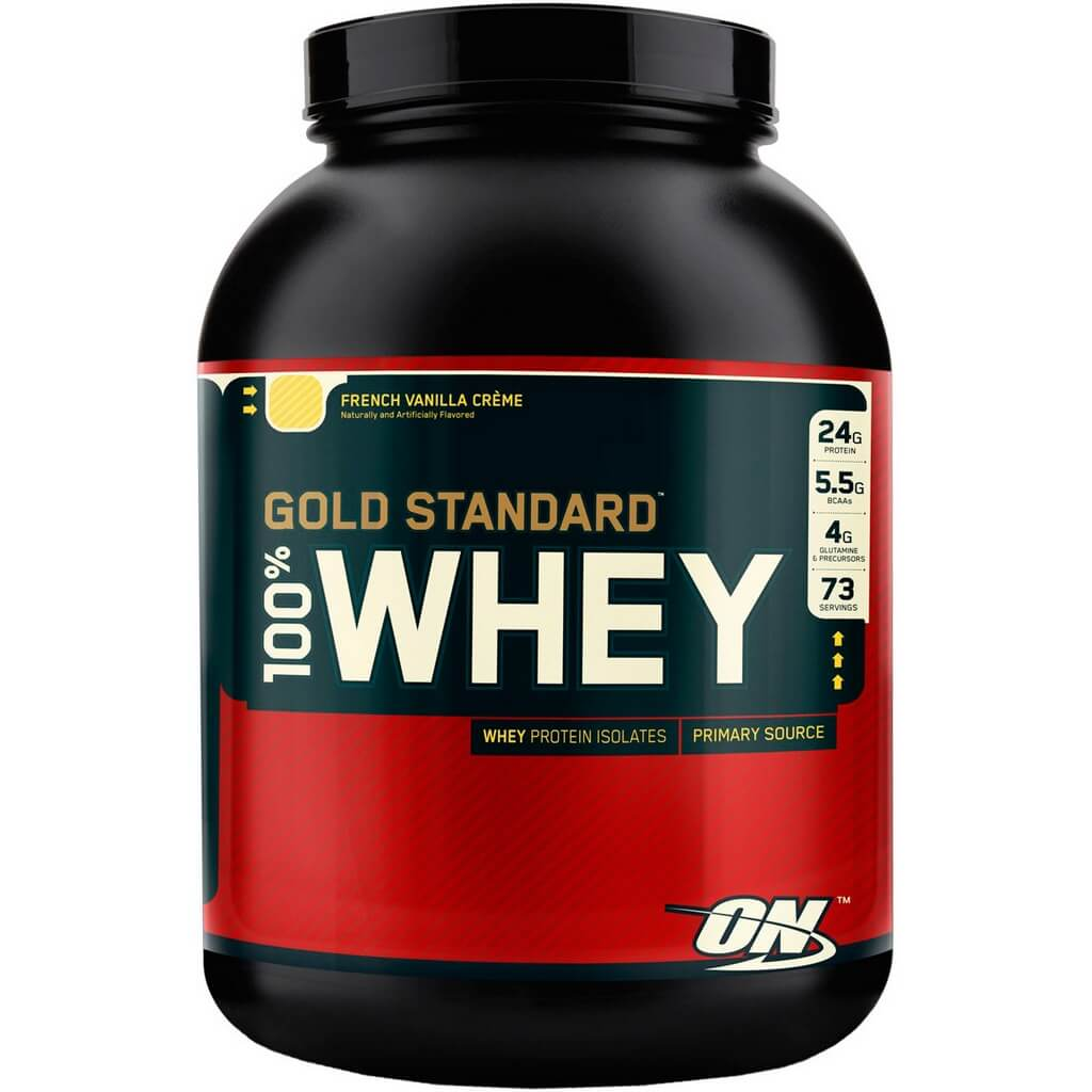 Сывороточный протеин 100% Whey Gold Standard
