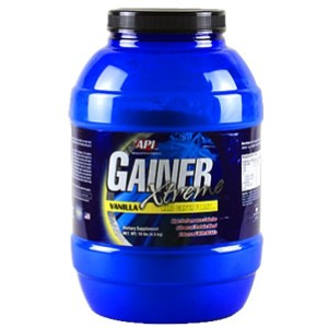 Гейнер для набора веса худым