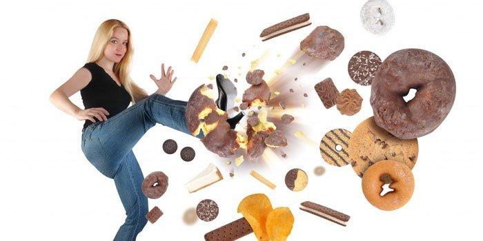 Как отказаться от хлеба и сладкого