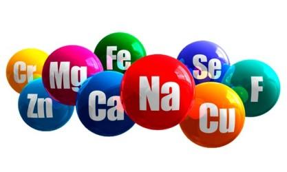 Нормы потребления витаминов и минералов