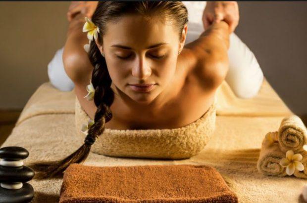 Тайский спортивный массаж