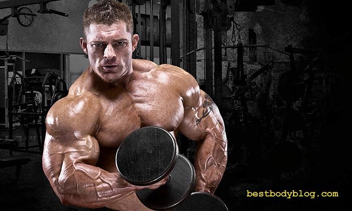 Флекс Льюис | Большой любитель оригинальных упражнений для набора мышечной массы