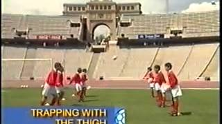 Обучение футболу (видео уроки)