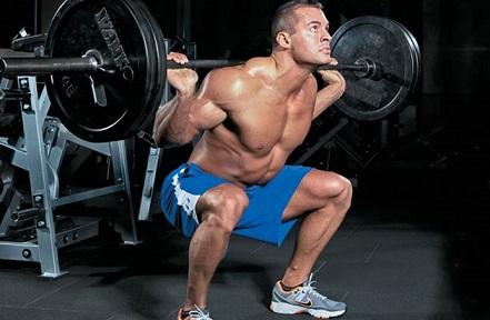 Тренировка мышц ног топ-10 советов