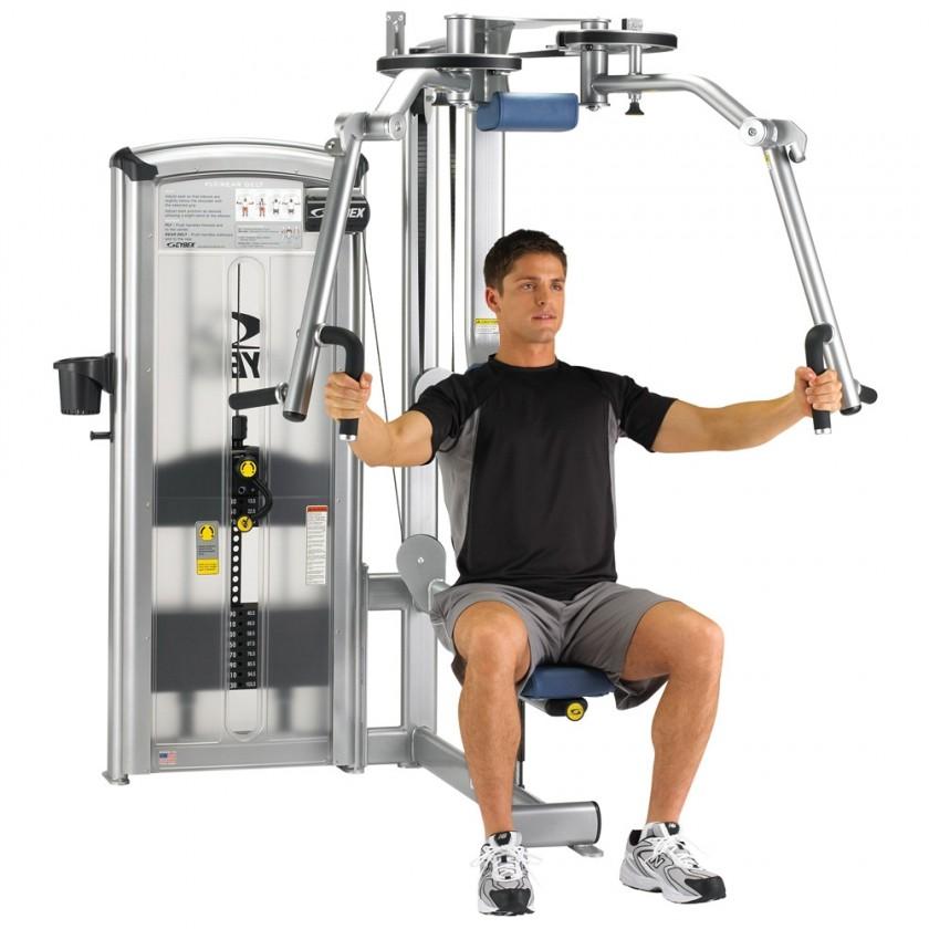 Лучший комплекс упражнений на тренажерах для мужчин и женщин. Пошаговая инструкция для начинающих + 70 фото