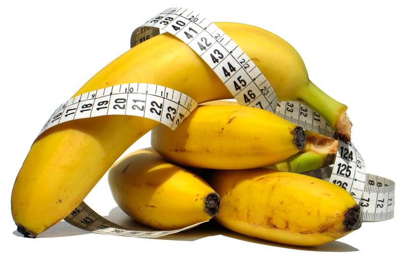 Бананы: плотный перекус на ходу