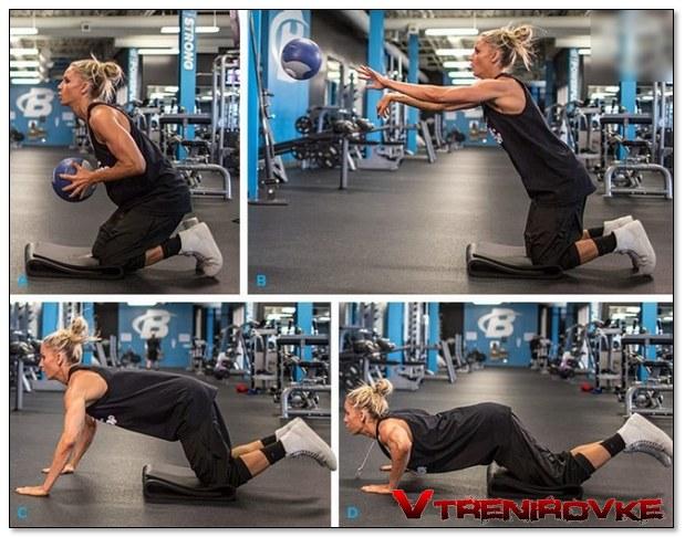 кроссфит упражнения комплексы для девушек