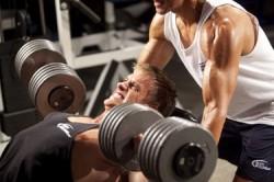 Трехдневная программа тренировок на набор массы и силы для новичка