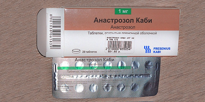 Анастрозол каби