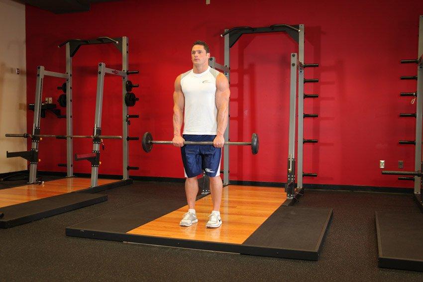 Общее развитие плечевых мышц