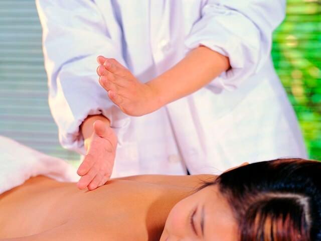 Ударный массаж