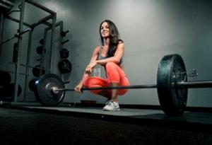 Как набрать мышцы с глютамином