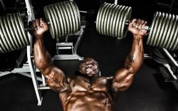 Силовая тренировка груди