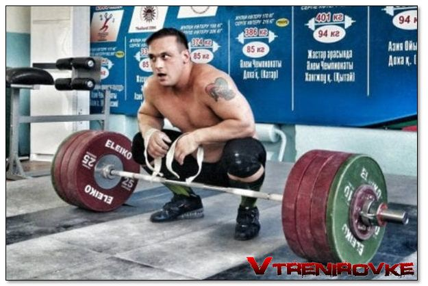 тяжелая атлетика программа тренировок для начинающих