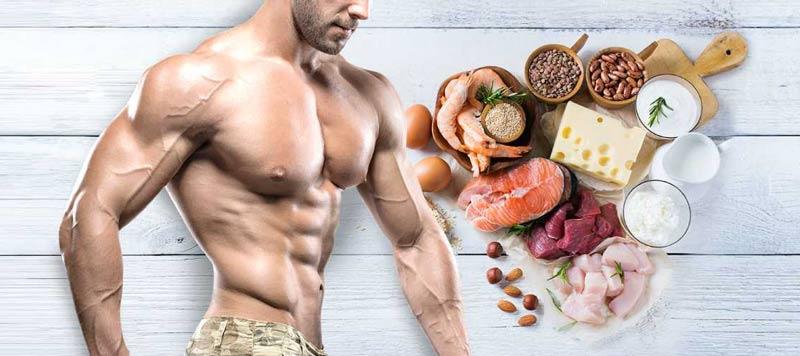 Продукты питания для увеличения мышечной массы
