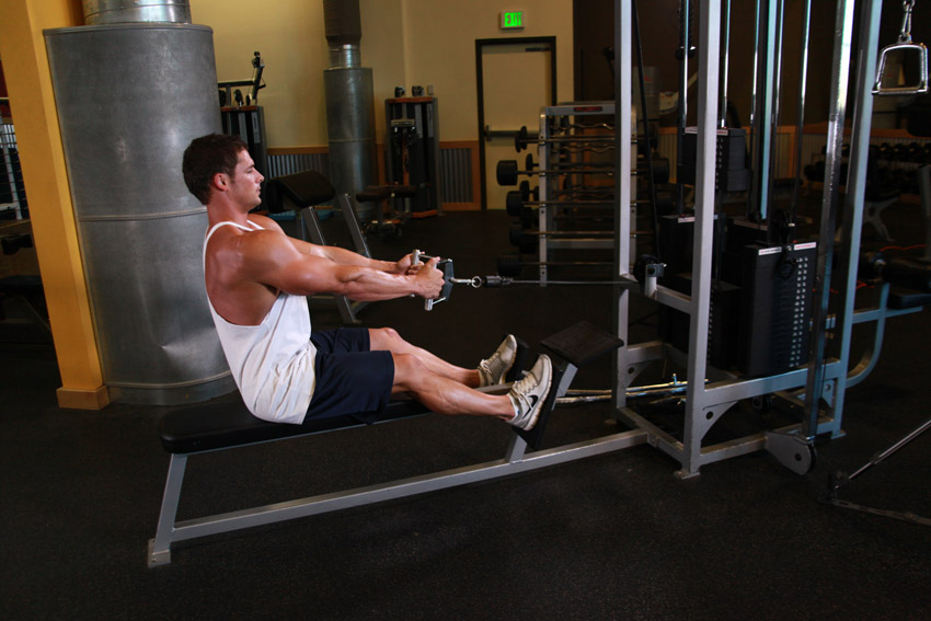 Exercise Seated Cable Rows