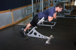 Hyperextensions (Back Extensions)