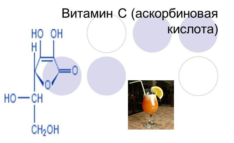 Классический рецепт с аскорбиновой кислотой