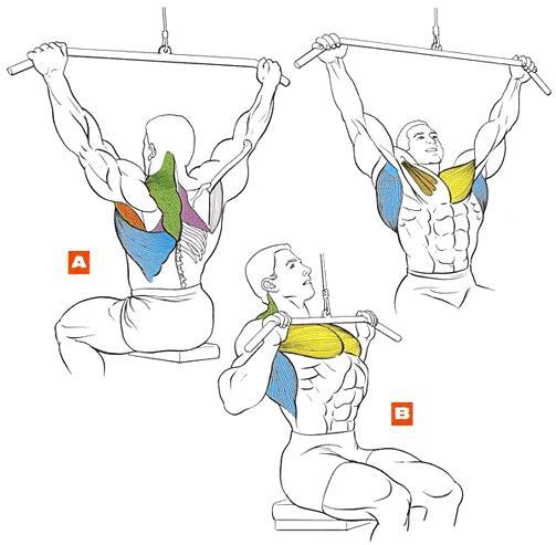 вертикальная-тяга-блока-к-груди