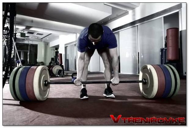 тяжелая атлетика программа тренировок