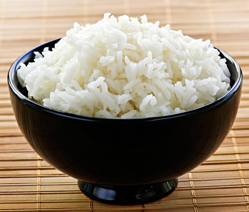 1. Рис: дешевый продукт для быстрого наборамышечной массы