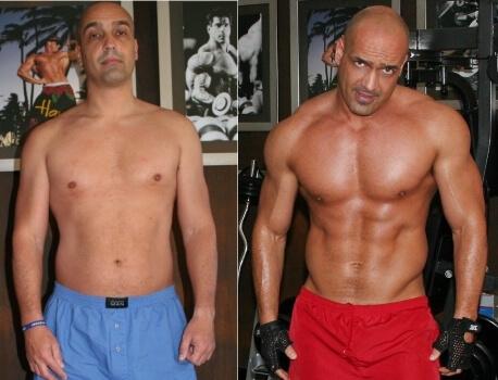 эффекты стероидов