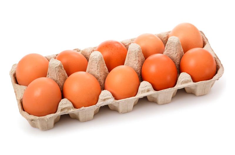 Яйца: высококалорийная пища для быстрого набора веса