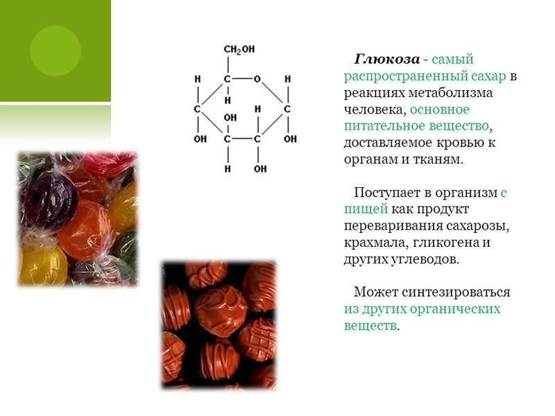 Энергетический напиток с глюкозой