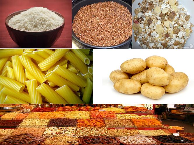 продукты питания бодибилдера