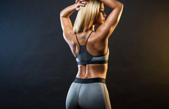 Качаем мышцы в домашних условиях