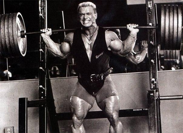 Шокирующая тренировка мышц ног