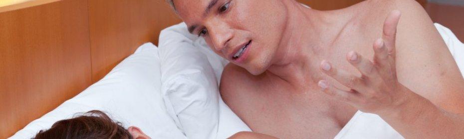Виды, причины и лечение эректильной дисфункции
