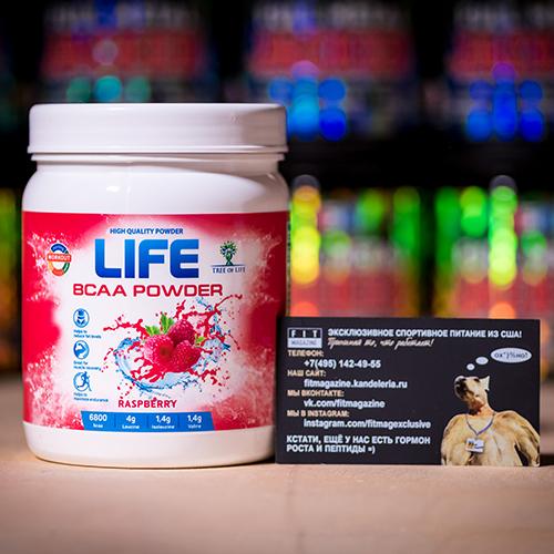 Tree of Life Life BCAA Powder