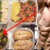 Продукты для набора мышечной массы — сложные углеводы, качественные белки, насыщенные и ненасыщенные жиры, источники витамин и способы организации рациона питания для набора мышечной массы